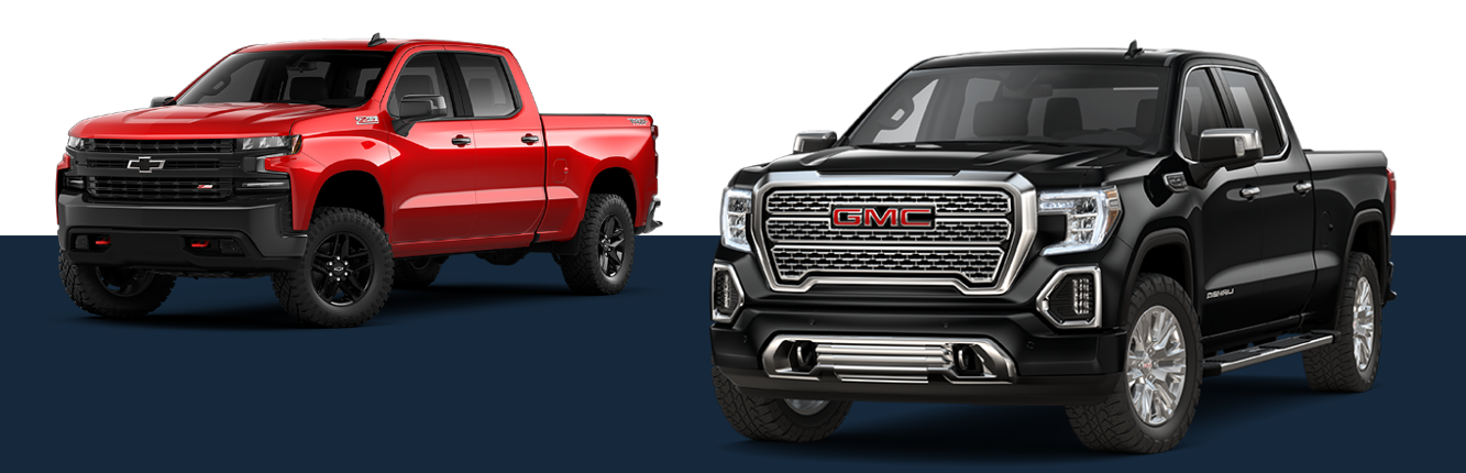 GMC & Chevy Trucks
